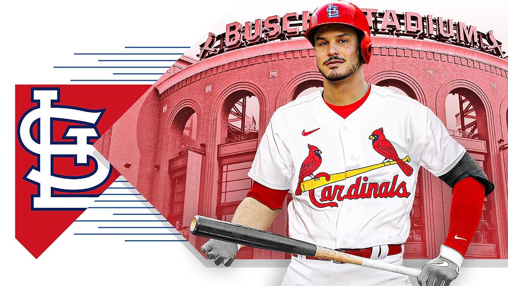 New Cardinals third baseman Nolan Arenado
