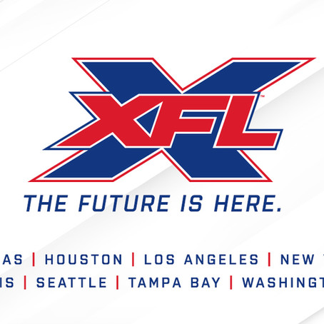 This Is The XFL!