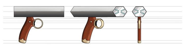 Admiral's Sidearm