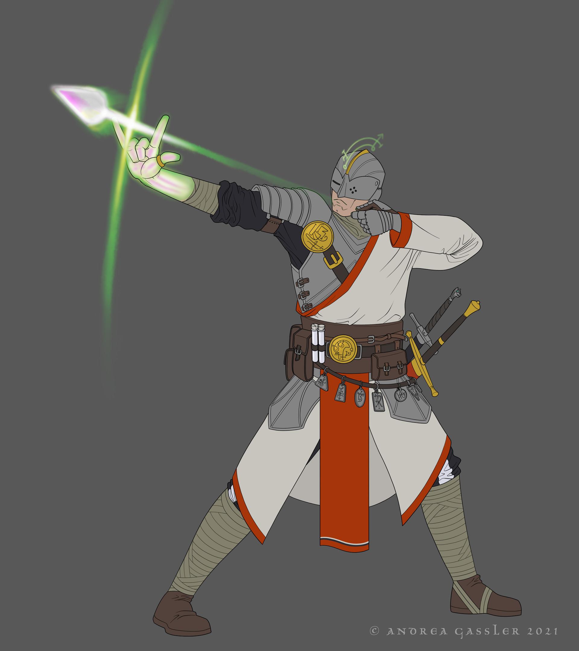 Archer Battlemage