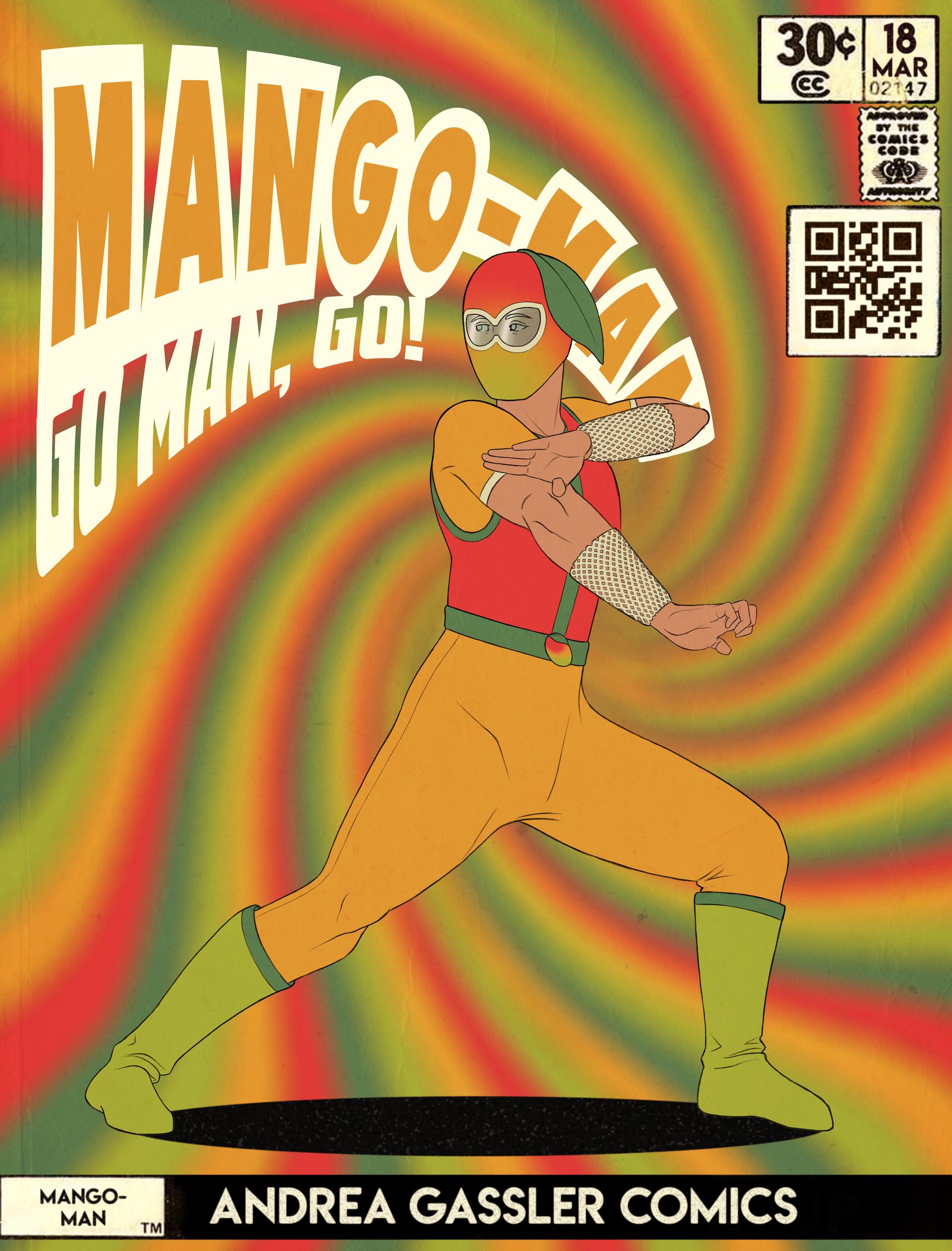 Mango-Man