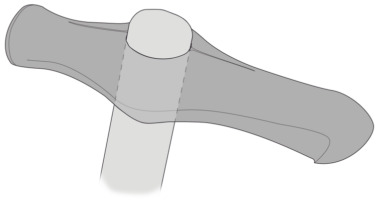 Shaft-hole axe