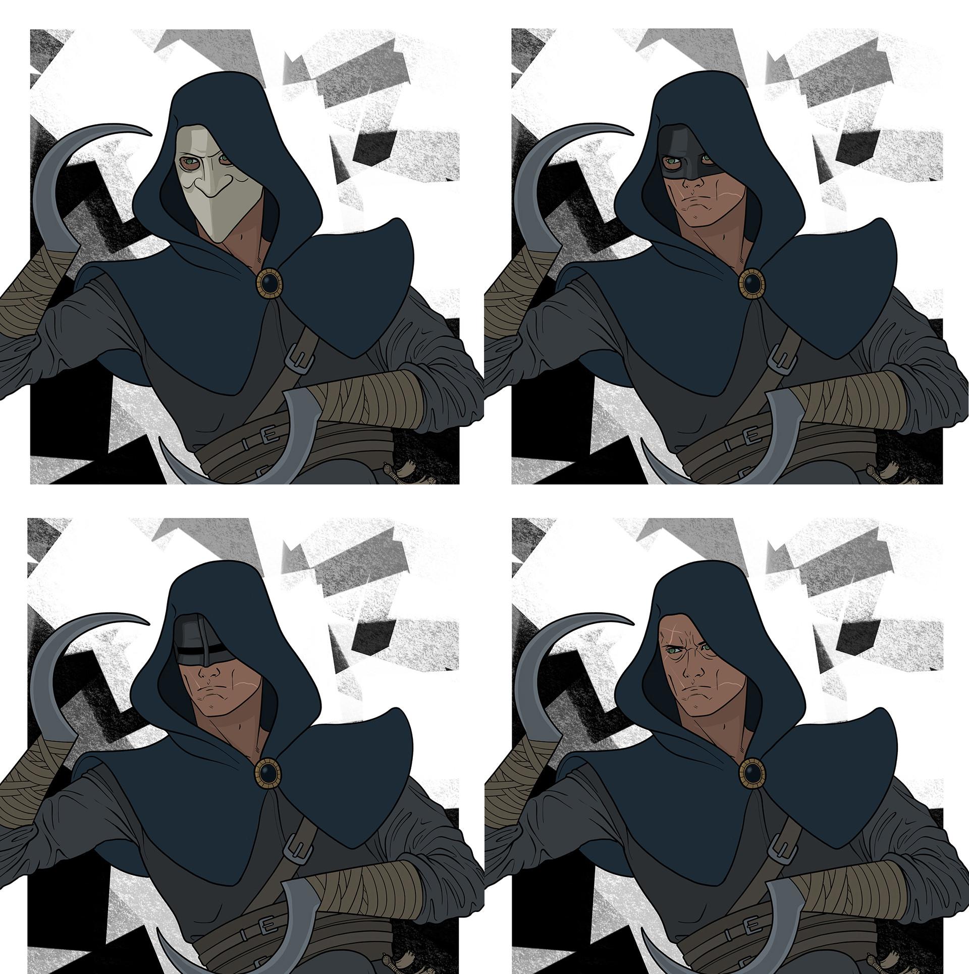 Mask options