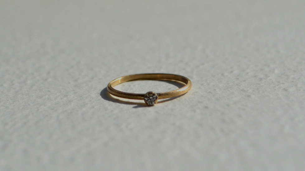 1st dia ring