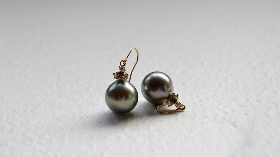 Black pearl pierce