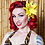 Thumbnail: PALOMA Double Yellow Lily Hair Flower