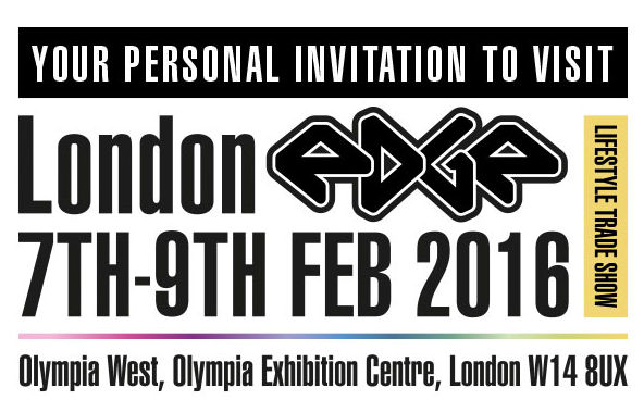 Lady Luck's Boutique Exhibits at London Edge 7th-9th February 2016