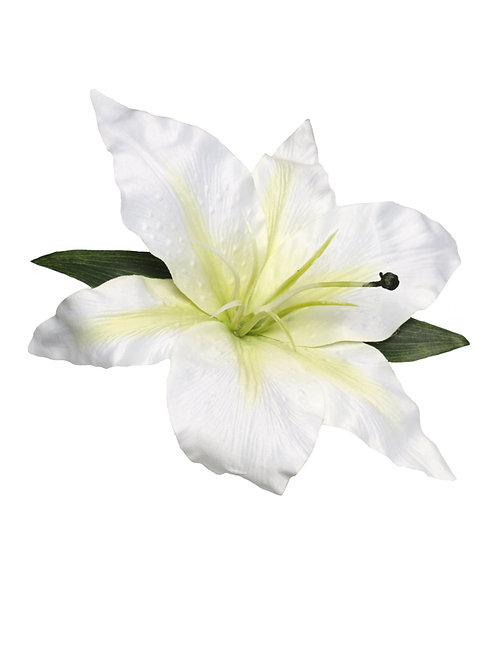 AVA Casablanca Lily Hair Flower