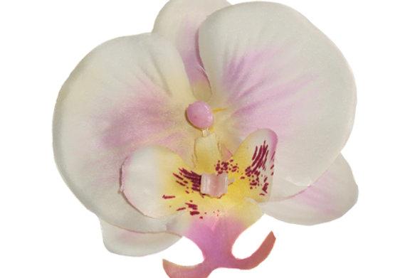 SHERRIE Raspberry Orchid Hair Flower