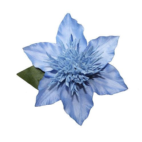 JULIET Lilac Clematis Hair Flower Clip