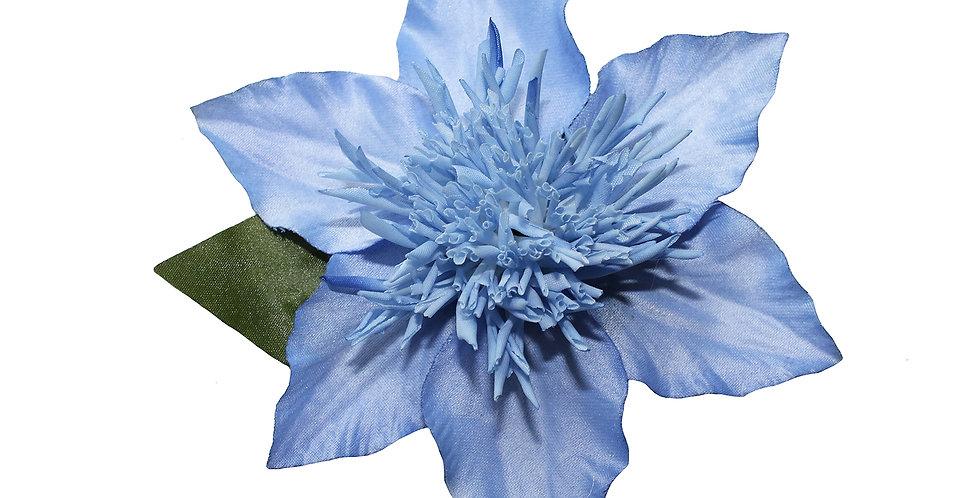 JULIET Lilac Clematis Hair Flower