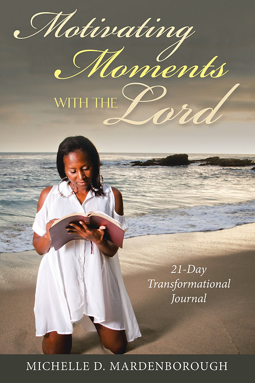 Moments with the Lord - 21 Day Transformational Journal