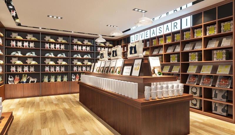 ASARI COFFEE & STORE & BOOKSTORE