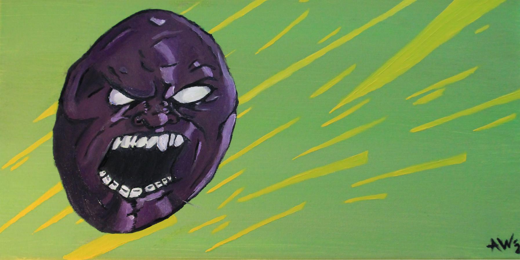 Grape of Wrath