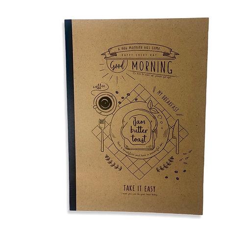 Masa+ B5 Notebook