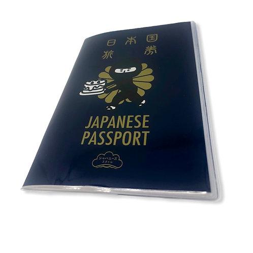 Masa+ Japanese Passport A6 Notebook
