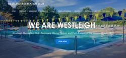 Westleigh Rec Club Website