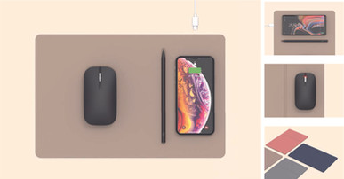 TOKYO WIRELESS MOUSE PAD CHARGER V.2