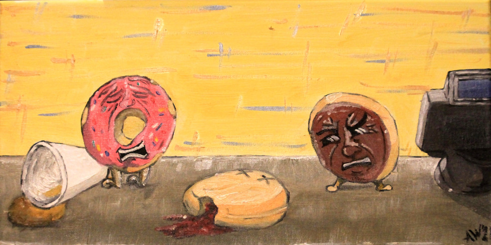Donuts Go-Nuts