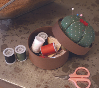 CACTUS SEWING SET