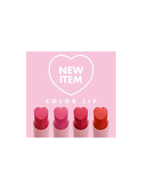 Love Lipstick with Hyaluronic Acid - Poshlab Tokyo