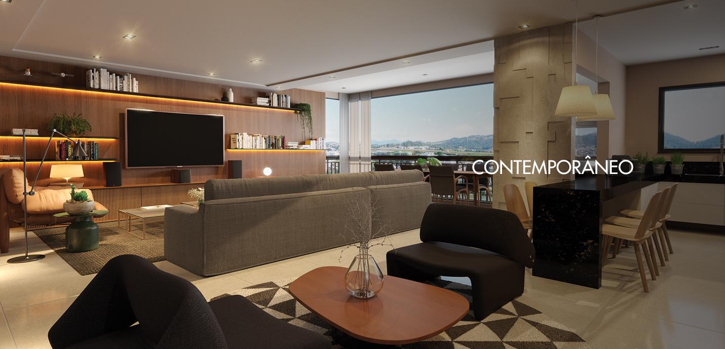 Living-Apartamento