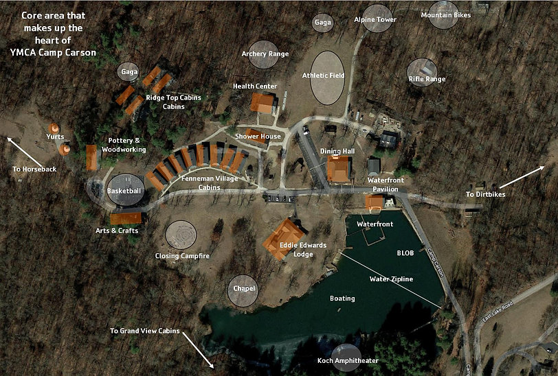 Map of heart of Camp Carson March 2019.j