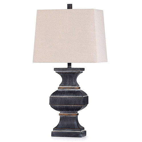 Malta Black Table Lamp