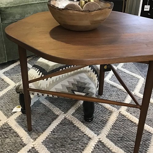6 Sided End Table