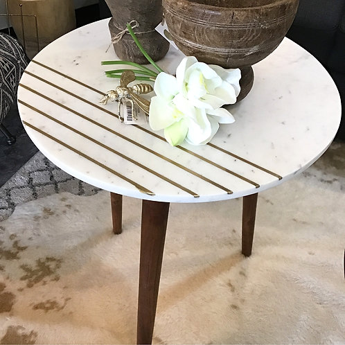 Marble White Table