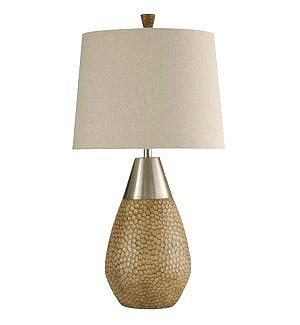 Nicobar Molded Table Lamp