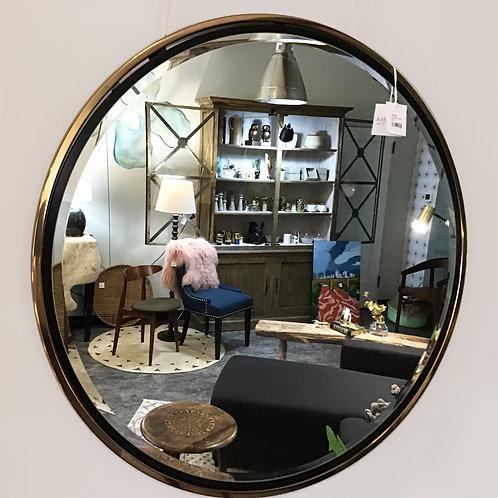Round Mirror - Bl/Gl