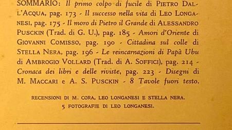 """Conservazione e reazione: due parole su """"L'Italiano"""""""
