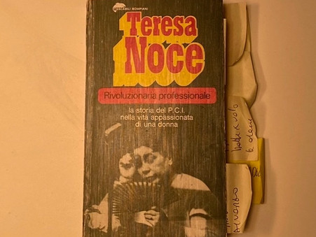 Teresa Noce e quel botta e risposta di 70 anni fa