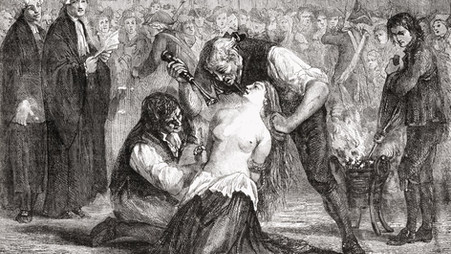La brutta fine della contessa de La Motte