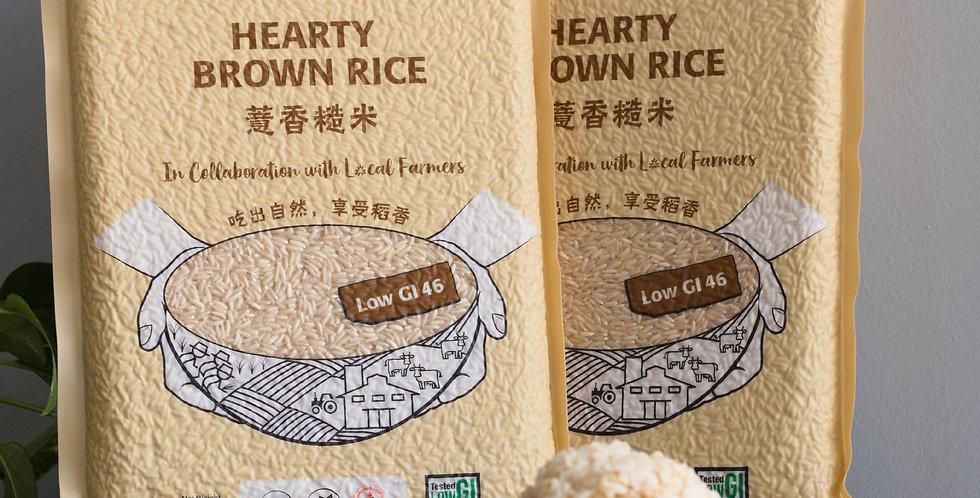 Low GI Brown Rice [2x2kg]