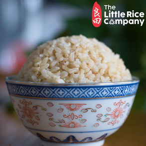Easy Rice Cooker Series, Recipe 2: Chamomile Tea Rice