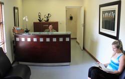 New Reception Area Mario Reiners