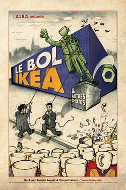 Affiche Le Bol Ikéa