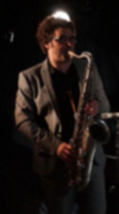 Jean Vernheres Saxophoniste
