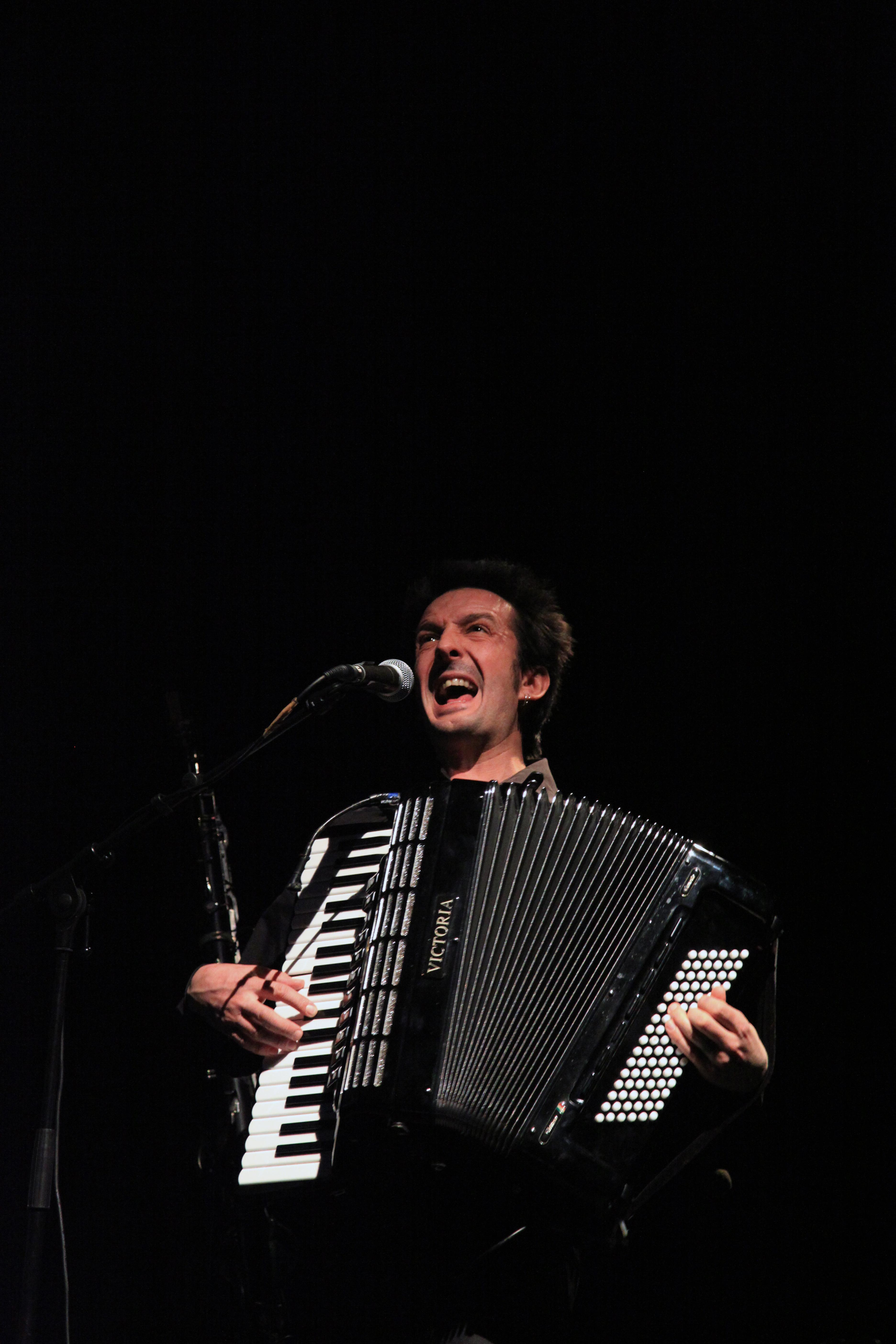 Nicolas Lescombe le musicien