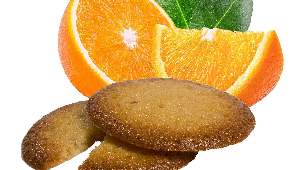 Mini Tuiles à l'orange