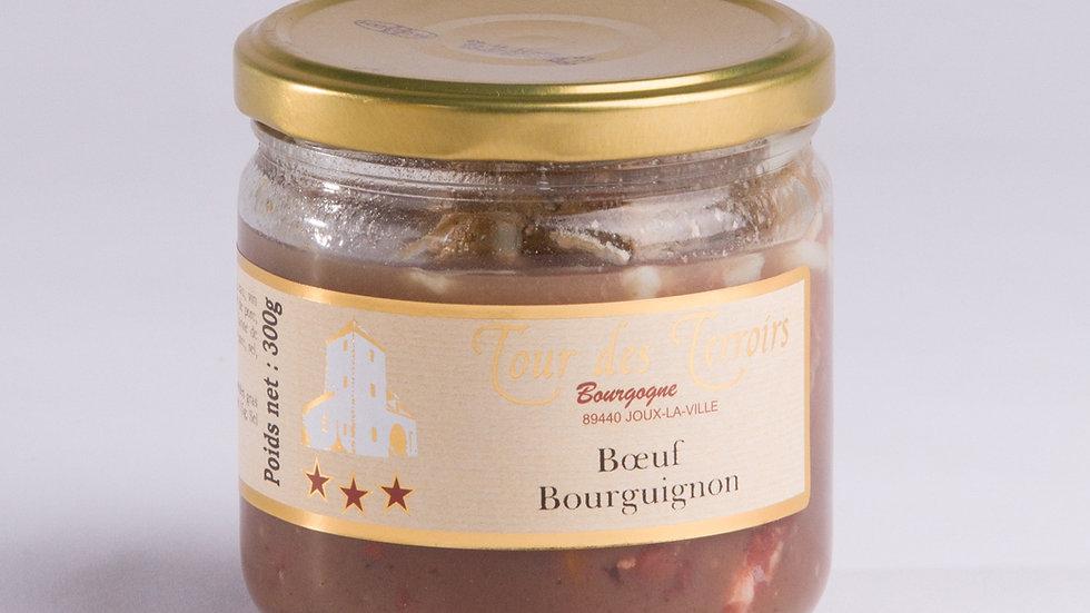 "Boeuf Bourguignon ""Viande Charolaise Française"""