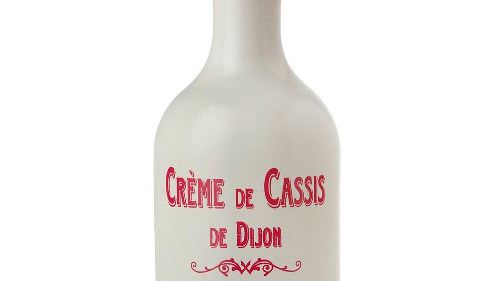 """Crème de Cassis de Dijon """"Bouteille de Collection"""""""