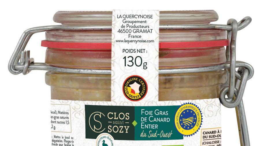 Foie Gras Entier (qualité supérieure)