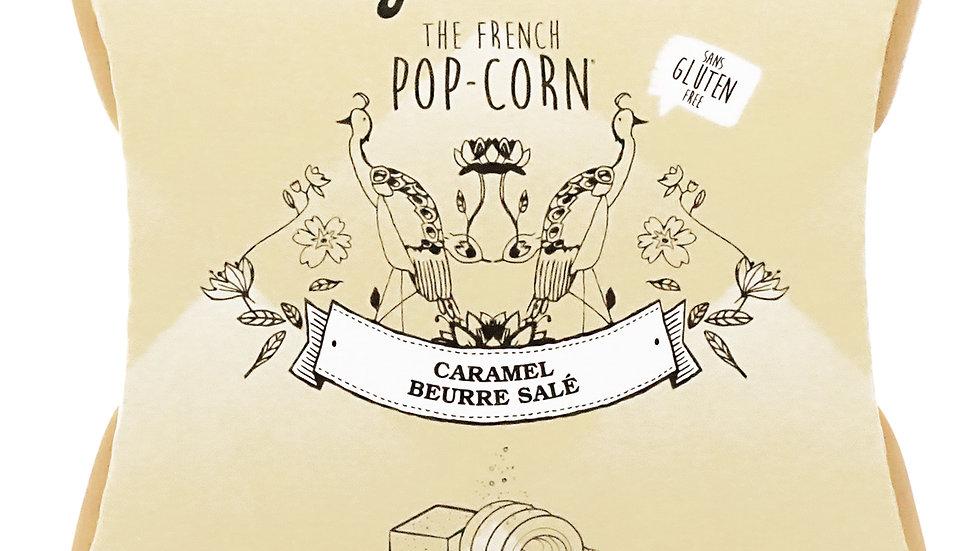 Pop-corn saveur Caramel Beurre Salé