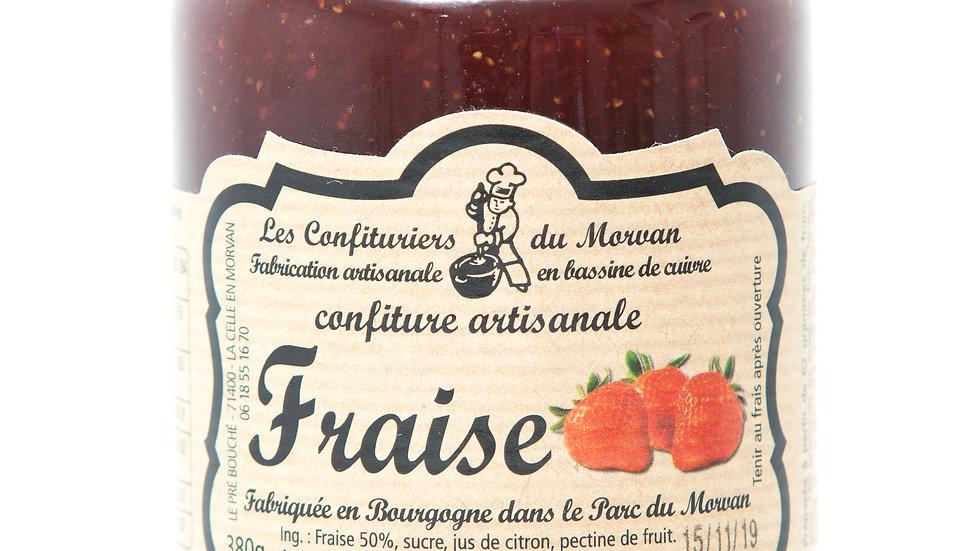 Confiture à la fraise