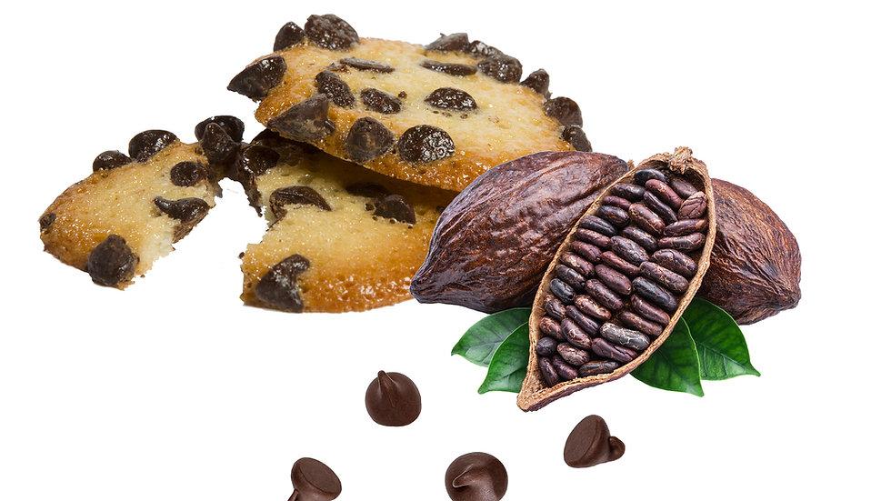 Mini Tuiles aux pépites de chocolat