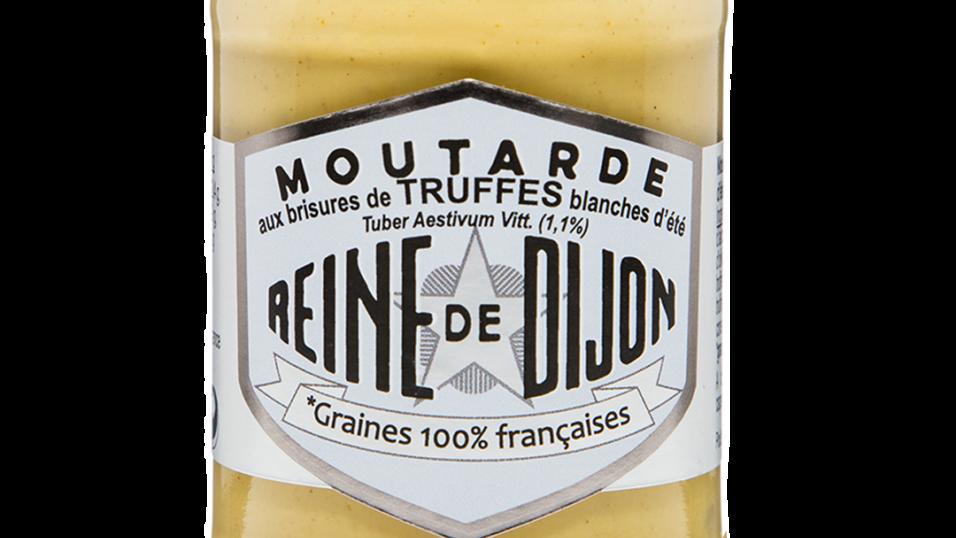 Moutarde aux truffes