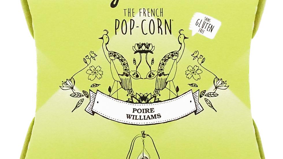 Pop-corn saveur Poire